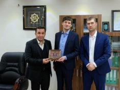 Руководство компании «Детские городки» посетило производство в Иране