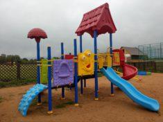 Детский игровой комплекс PS-105