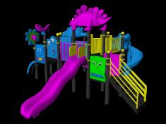 Игровой комплекс PS-1211