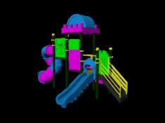 Игровой комплекс PS-1214