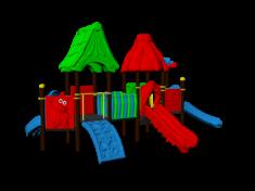 Игровой комплекс PS-1216