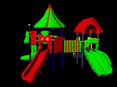Игровой комплекс PS-1243