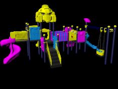Игровой комплекс PS-1245