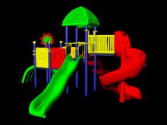 Игровой комплекс PS-1249