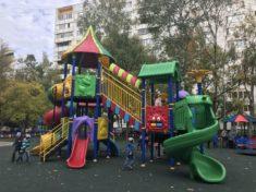 Детский игровой комплекс ИК-1120