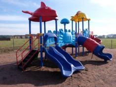 Детский игровой комплекс PS-1238