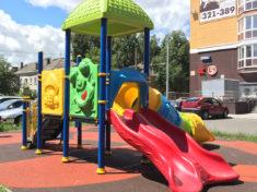 Детский игровой комплекс ИК-0005
