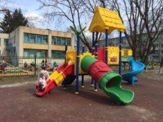 Детский игровой комплекс PS-101