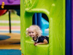 Игровые комплексы для детского сада