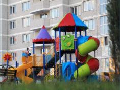 Дорогие детские площадки