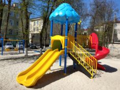 Малые детские площадки