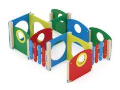 Малые формы для детских площадок