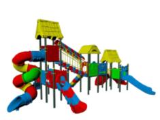 Детские спортивные комплексы городки г-образные