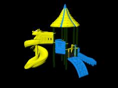 Игровые комплексы башни