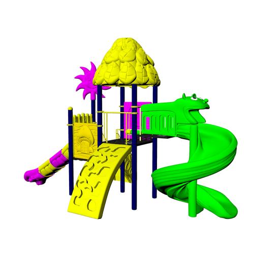 Изображение детского игрового комплекса