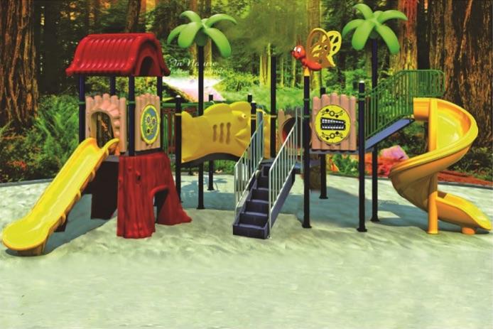 Игровые комплексы «Природа» для детей в Санкт-Петербурге