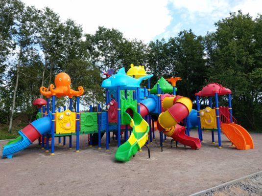 Детский игровой комплекс PS-164
