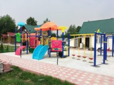 Детский спортивно-игровой комплекс ИК-1144