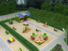 Требования к детским площадкам в детском саду