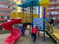 Детский игровой комплекс PS-1217