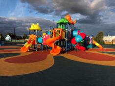 Детские комплексы городки т-образные