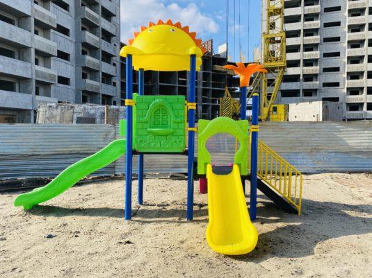Детский игровой комплекс PS-1206