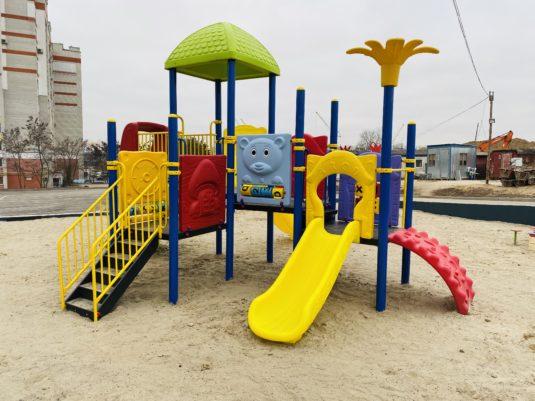 Детский игровой комплекс PS-1249